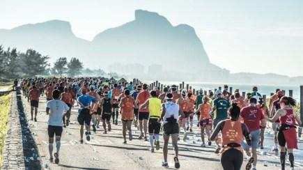Maratona e Meia Maratona do Rio de Janeiro 2013